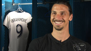 zlatan ibrahimovic on pogba, rooney, leaving man utd and that debut goal for la galaxy