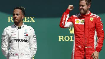 lewis hamilton's british gp comments 'silly', says sebastian vettel