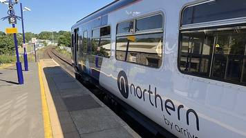 northern rail defends suspended lakes line service