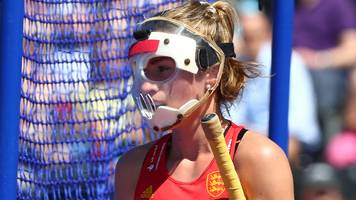 shona mccallin: olympic gold medallist on effects of 'brutal' concussion