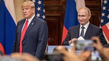 fact-checking trump's rant about servers at his putin news conference