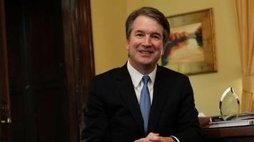 kavanaugh said he'd overturn ruling upholding independent counsel