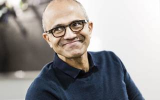 microsoft soars past $100bn revenue mark, boosted by the power of the cloud