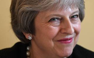 Prime Minister stands behind Chequers' Brexit proposals in Belfast visit
