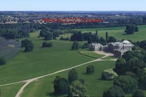 campaigners lose fight to stop 400 homes being built on the edge of kedleston parkland