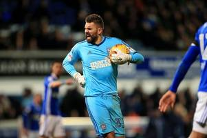 Boss explains why Birmingham City failed to sign top goalkeeper target