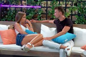 Love Island's Georgia speaks out over controversial kiss with Jack