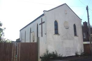 plans to build 12 flats on site of former brentwood church targeted by vandals approved by committee