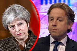 chequers brexit deal: conservative mp marcus fysh doesn't hold back live on bbc in attack on theresa may's strategy