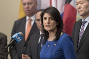 nikki haley says human rights council is un's 'greatest failure'; defends us withdrawal