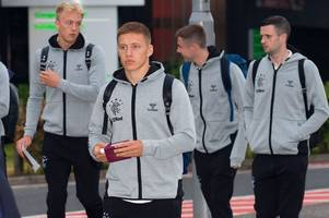 Greg Docherty set for Rangers exit as English League One loan switch beckons