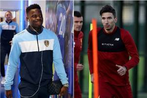 cardiff city transfer digest: neil warnock rules out move for leeds united's ronaldo vieira and gives fresh update on liverpool's marko grujic