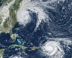 NSF-supported researchers to present new results on hurricanes and other extreme events