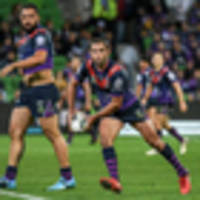 league: how adam blair and the warriors plan to turn the tables on the melbourne storm