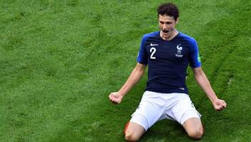 german report claims world cup star pavard has already agreed deal to join bayern munich in 2019