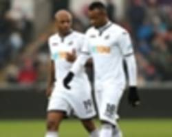 african all stars transfer news & rumours: swansea demand £12m for ayew brothers