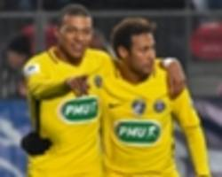Neymar and Mbappe have a very good relationship, claims PSG president