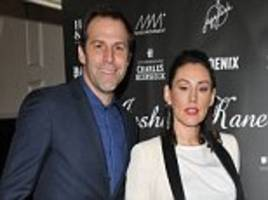 greg rusedski's film producer wife reveals her shock at being mugged while dining at gastro pub