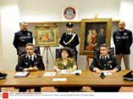 Italian police recover stolen Renior and Rubens masterpieces after 17-month hunt