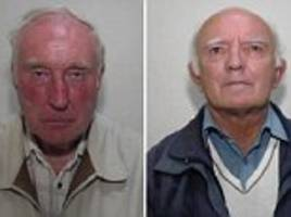 paedophile football coach and scout are jailed