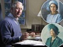 prince charles's most cherished treasures from the royal collection