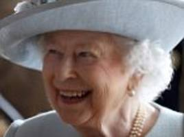 queen´s income from estate rises by almost £1m