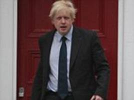 Boris Johnson fails to move out of Foreign Secretary's £20m mansion
