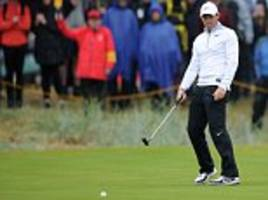 chief executive of scottish golf takes to his task with relish