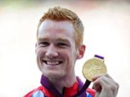 greg rutherford is jumping on his bike to tackle new challenge