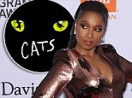 baz bamigboye: why oscar-winning jennifer hudson's the cat that got the cream