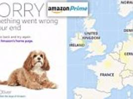 leaked documents show amazon didn't have enough servers to handle the surge in prime day traffic