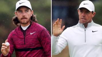 the open 2018: tommy fleetwood takes early lead, rory mcilroy in contention