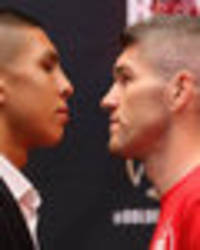 frank warren column: liam smith at his best can beat jaime munguia and bring belt home