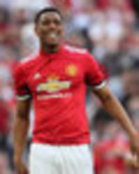 man utd transfer news: jose mourinho 'offers' anthony martial to real madrid in swap deal