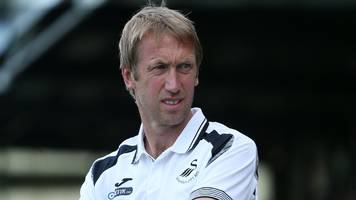 graham potter wants 'responsible' swansea city recruitment