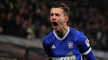 bersant celina: swansea close in on manchester city winger