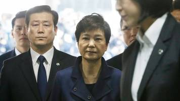 Former South Korean President Sentenced To 8 More Years In Prison