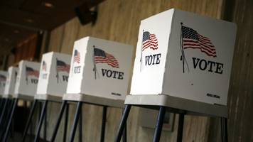 minorities more likely than whites to report problems while voting