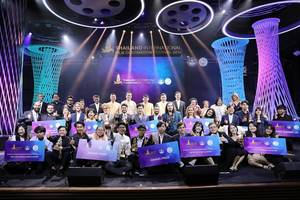 Department of Tourism of Thailand Announces Winners for Short Film Competition at the Closing Ceremony of the 6th Thailand International Film Destination Festival