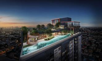 xt extend your style - new lifestyle condominium in bangkok by sansiri continues to pave the way for living targeting the new generation with xt huaikhwang