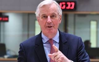 barnier to give verdict on brexit white paper