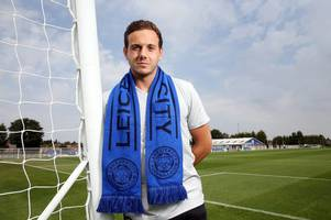 Danny Ward will provide 'crucial competition' at Leicester City as signing announced
