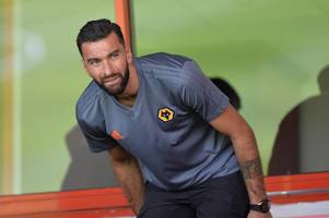 This is when Portugal No.1 Rui Patricio is expected to make his Wolves debut
