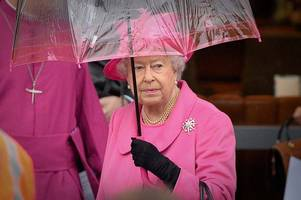 this is what happens when the queen dies - from stock exchange shutdown to axing comedy shows
