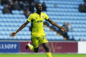 leeds united not among clubs chasing cheltenham town's sunderland and portsmouth target mo eisa