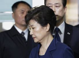 Ex-South Korean leader Park handed eight more years in corruption case