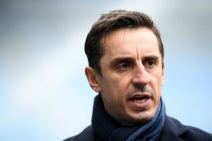 gary neville blasts back at claim salford city are trying to 'steal' league place after adam rooney signing