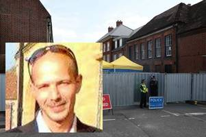 Novichok attack victim Charlie Rowley released from hospital after nerve agent poisoning