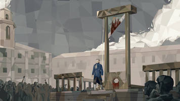 A game about France's Reign of Terror is, unsurprisingly, quite grim