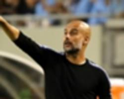 Mahrez and Man City impress Guardiola despite loss to Dortmund